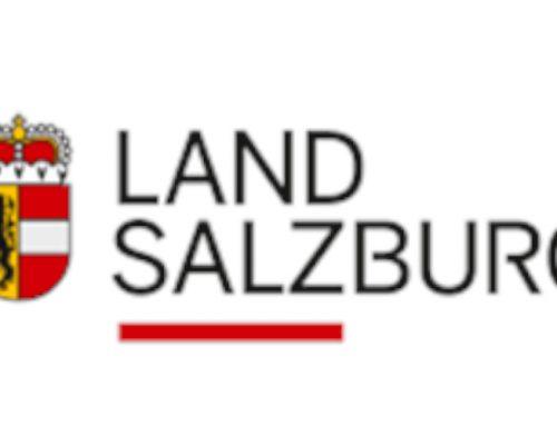 Vorzeigeprojekt für Land Salzburg