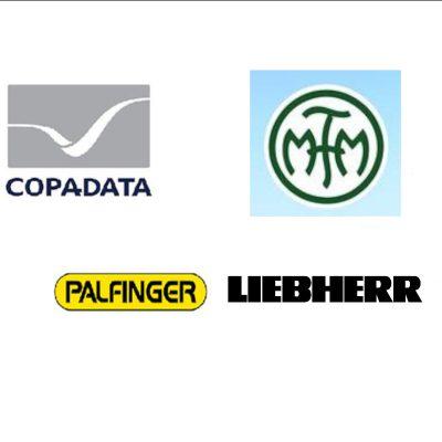 Palfinger Mayr-Melnhofer Copadata Liebherr