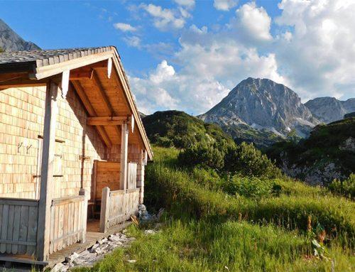 Zentrum Alpines Bauen mit neuem Imagevideo zu Gast