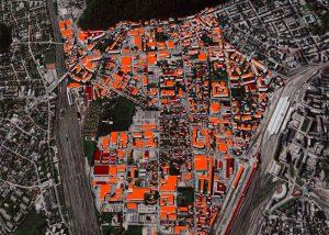 energy city concept