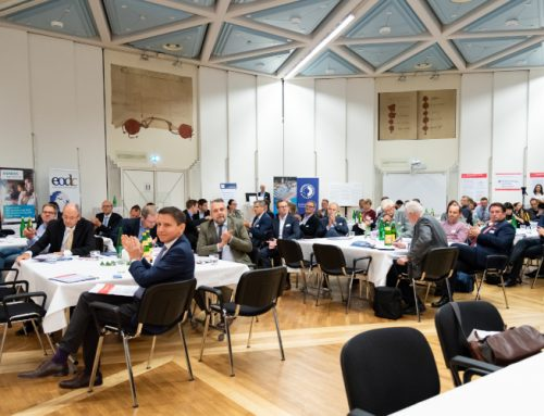 Volles Haus bei DMA-Konferenz