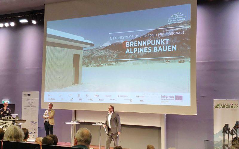 Alpines Bauen 2019