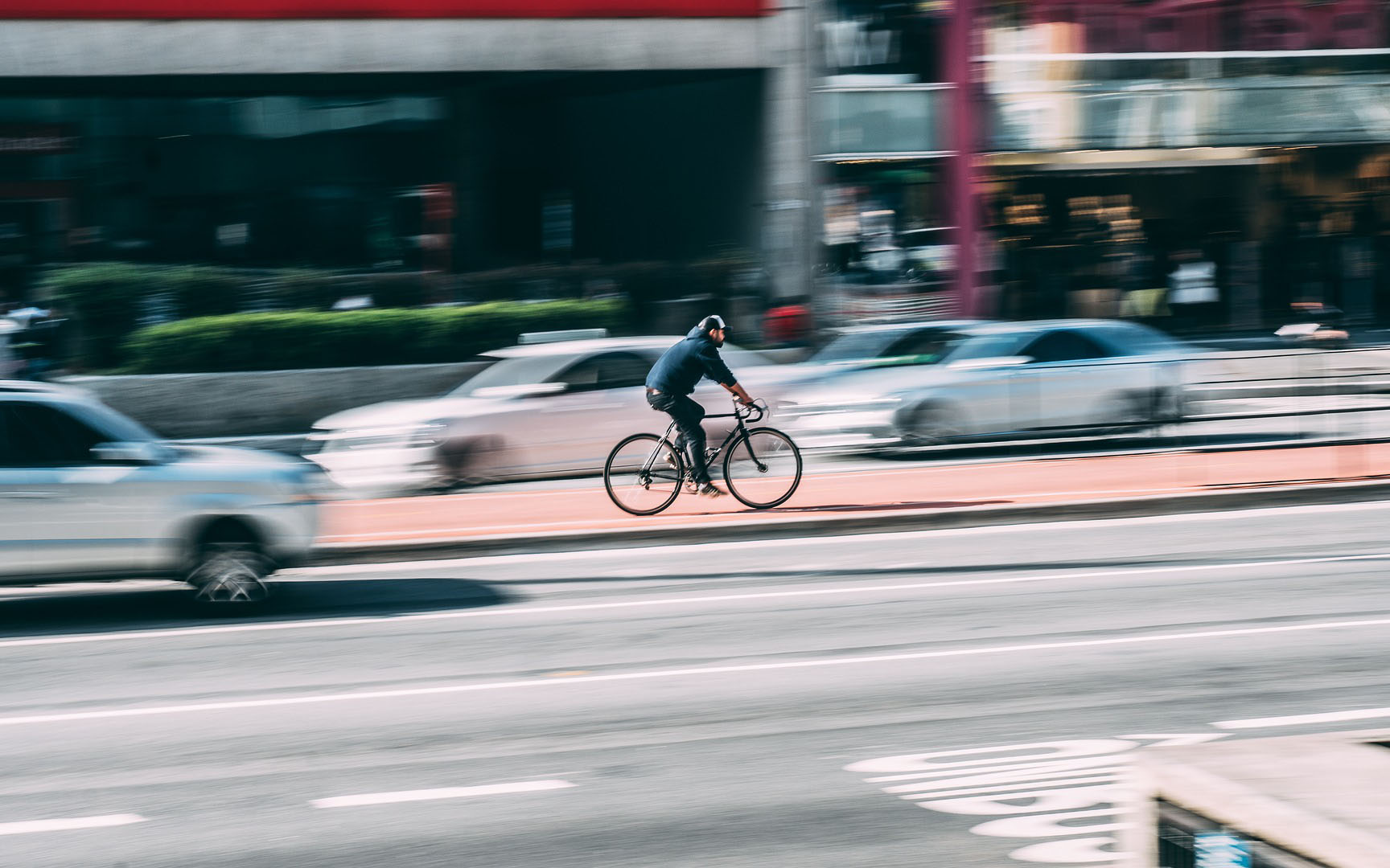 Ultimative integrierte Mobilität