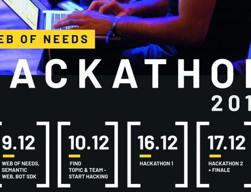 RSA FG lädt zum ersten Hackathon für Bot-Applikationen im Web of Needs
