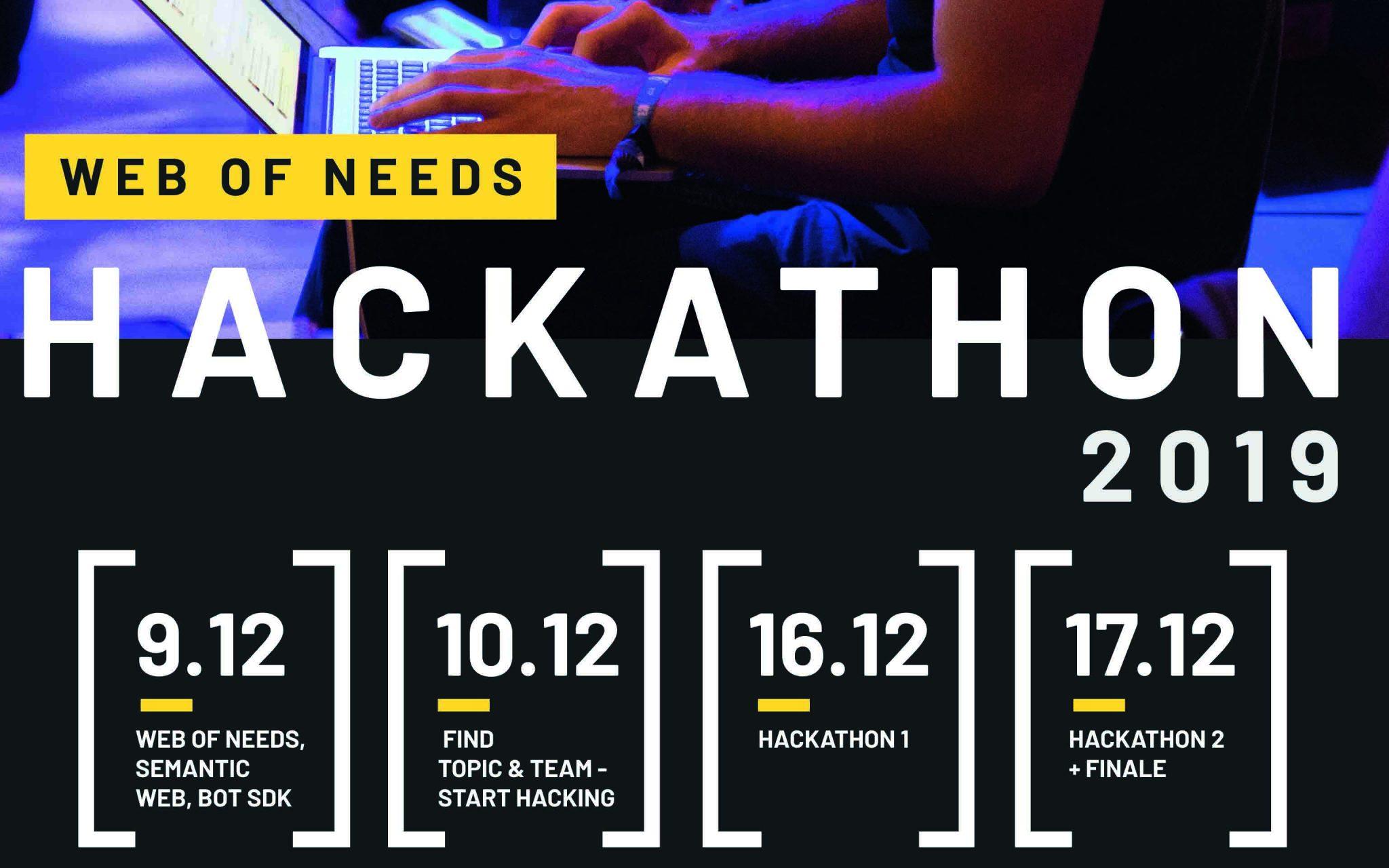 Web of Needs-Hackathon