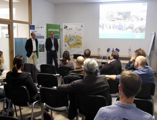 Klimaschonende Mobilität am Beispiel St. Veit: RSA FG-Forscher präsentierte ASTUS-Projektergebnisse im Pongau