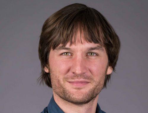Neuer Studioleiter Petr Knoth für das Research Studio Data Science